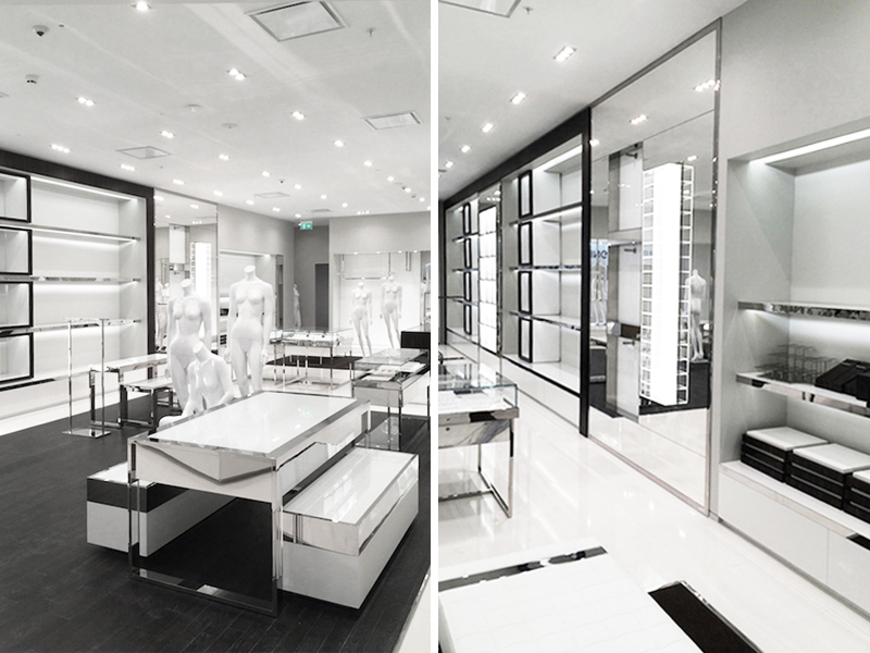 michael kors sheffild interior design showroom